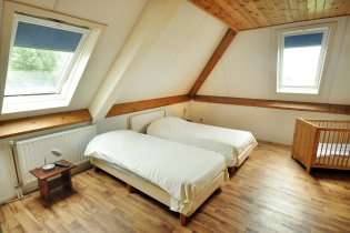 slaapkamer appartement oostkant